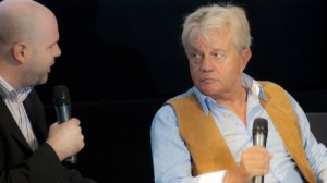 Frazer Hines & Mark Coupe