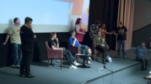 The Podcasters Panel